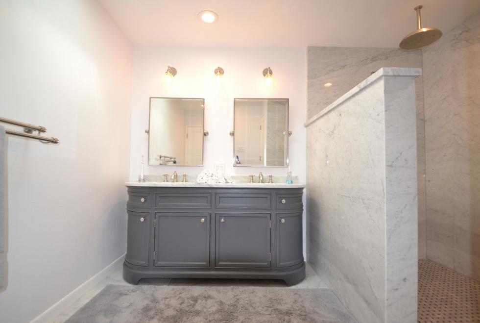 Everlast Construction Remodeling Services Bay Area - Bathroom remodel walnut creek