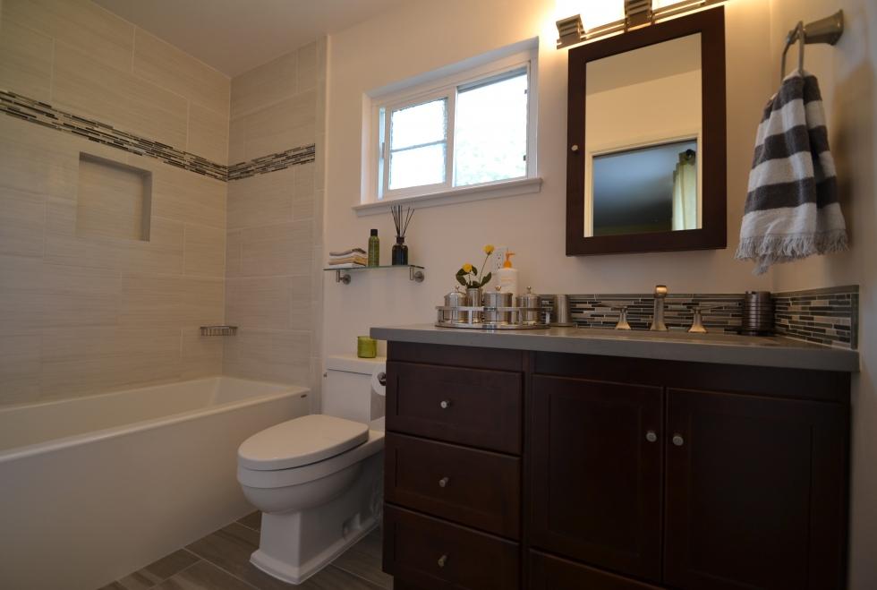 Everlast Construction Remodeling Services Bay Area - Bathroom remodel fairfield ca