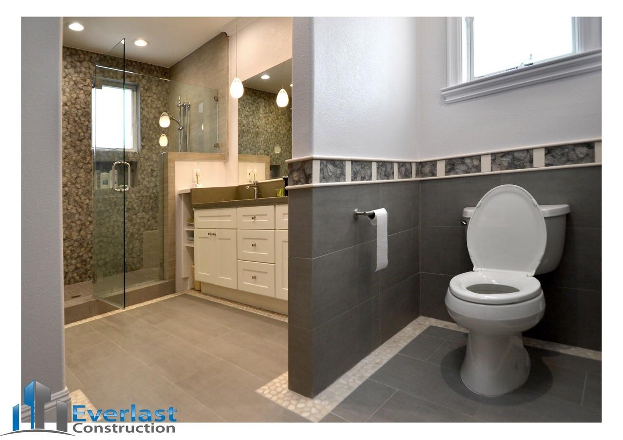 Everlastconstructioncom - Bathroom remodel santa rosa ca