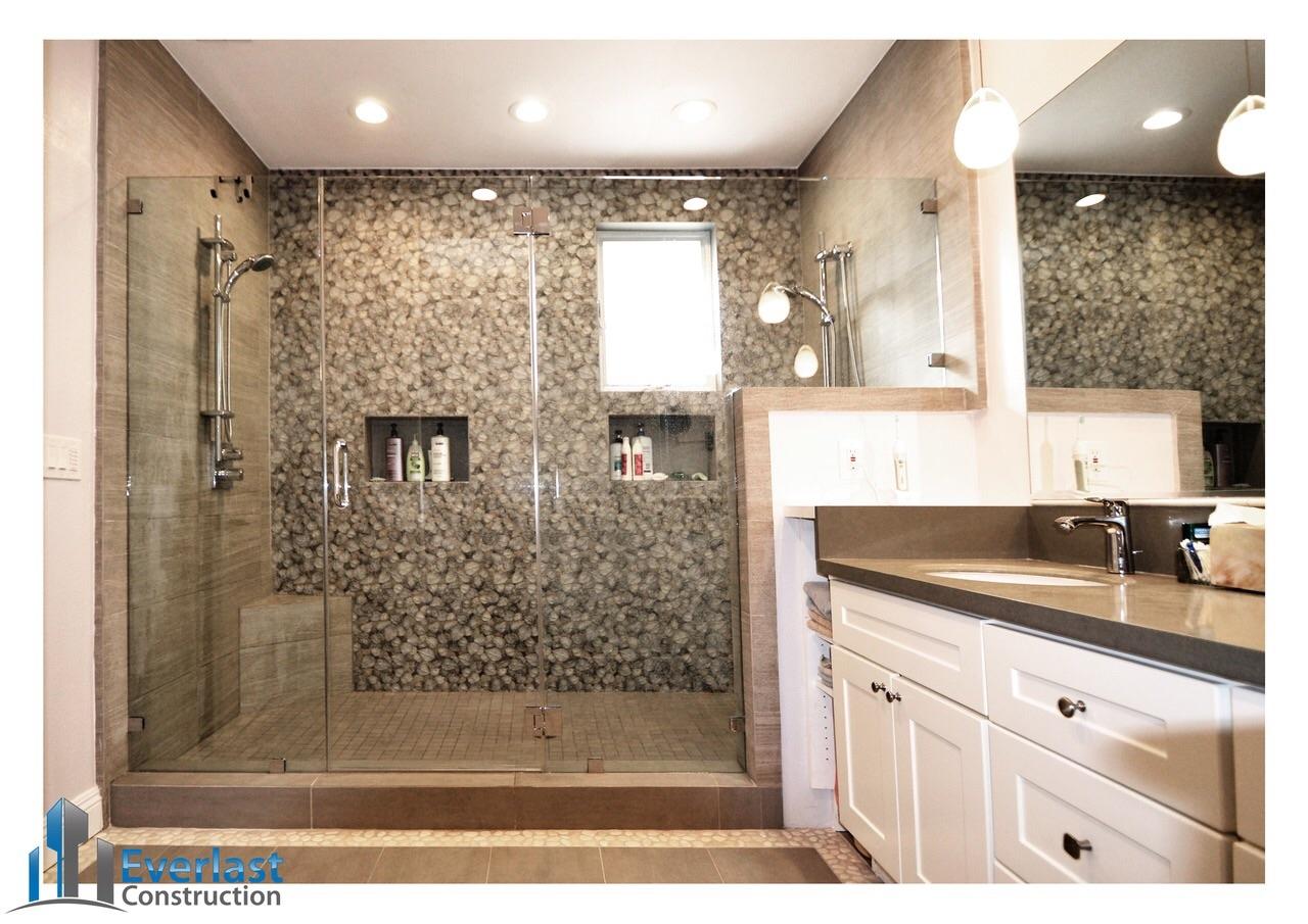Everlastconstructioncom - Bathroom remodel livermore ca